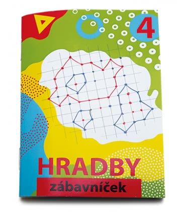 Notepad Zábavníček - Hradby 2019