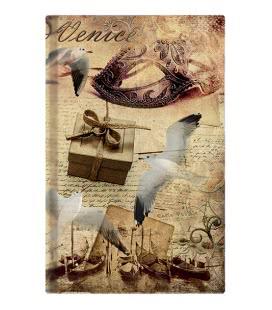Notes linkovaný - A5 - lamino - Venice 2019