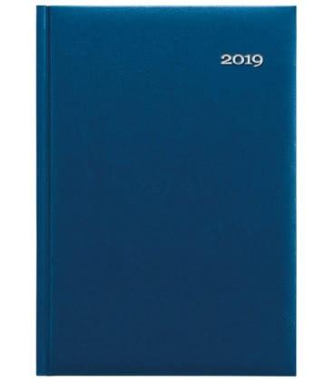 Weekly Diary A5 Kronos modrý 2019
