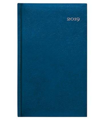 Diář týdenní kapesní Kronos modrý 2019