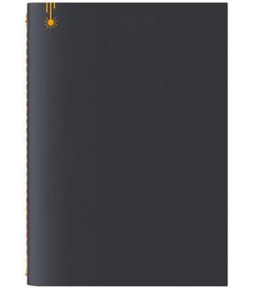 Notepad A5 Pop žlutý 2019