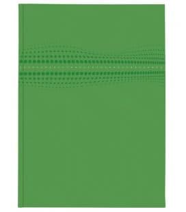 Notepad STILO zelený A4 lined 2019