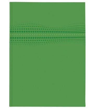 Notepad STILO zelený A5 lined 2019