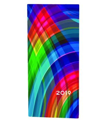 Diář - Plánovací záznamník 718 měsíční Lamino 2019