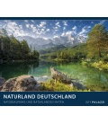 Wandkalender NATURLAND DEUTSCHLAND 2019