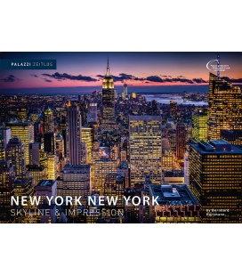 Nástěnný kalendář NEW YORK NEW YORK - věčný kalendář 2019 / NEW YORK NEW YORK I Edition Ze