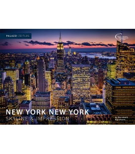 Wandkalender NEW YORK NEW YORK I Edition Zeitlos 2019