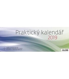 Table calendar Praktický kalendář OFFICE 2019