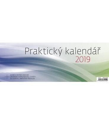 Stolní kalendář Praktický kalendář OFFICE 2019