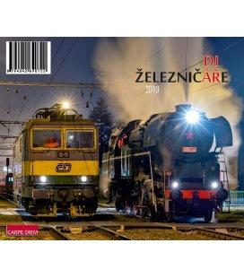Diář železničáře 2019