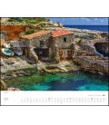 Nástěnný kalendář Moje Mallorca / Mein Mallorca 2019