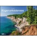 Nástěnný kalendář Moje Rujána a Hiddensee / Mein Rügen & Hiddensee 2019