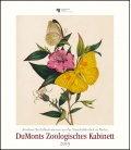 Nástěnný kalendář Zoologický kabinet / Zoologisches Kabinett: Schmetterlinge 2019