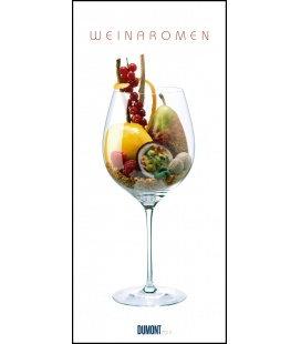 Nástěnný kalendář Vůně vína / Weinaromen 2019