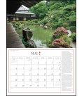 Wall calendar Japanische Gärten 2019