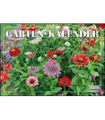 Wall calendar Gartenkalender 2019