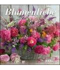 Wall calendar Blumenliebe 2019