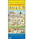 Nástěnný kalendář Rodinný plánovač Wimmlingen / Megaplaner Wimmlingen 2019