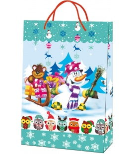 Christmas gift bag