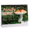 Table calendar Houby 2020