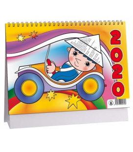 Table calendar Večerníček 2020