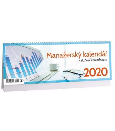 Table calendar Manažerský  2020