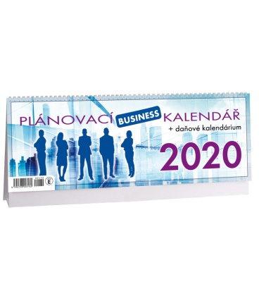 Table calendar Plánovací business 2020
