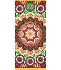Pocket diary monthly lamino - Ornamenty 2020