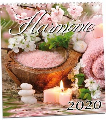 Wall calendar Harmonie 2020