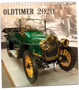 Wall calendar Oldtimer 2020