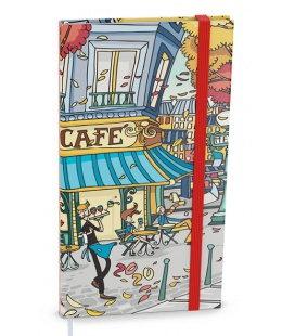 Weekly Pocket Diary - Jakub - lamino - Café 2020