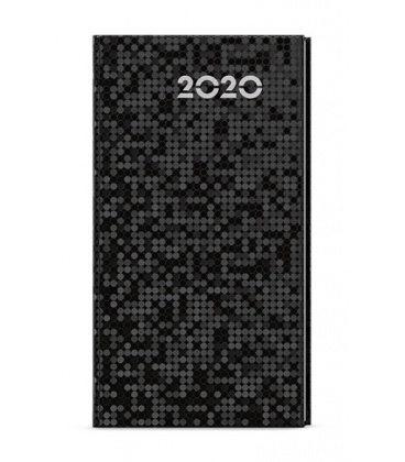 Weekly Pocket Diary - Jakub - saturn 2020