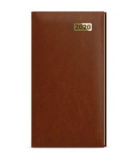 Weekly Pocket Diary - Jakub - premier 2020