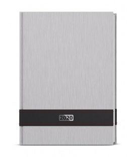 Weekly Diary A5 - Oskar - ForMen - Silver 2020