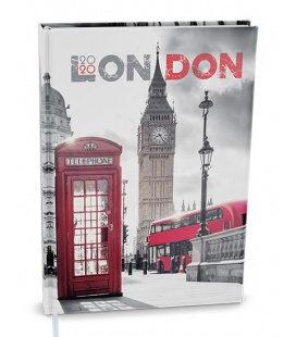 Weekly Diary B6 - Prokop - lamino - Londýn 2020
