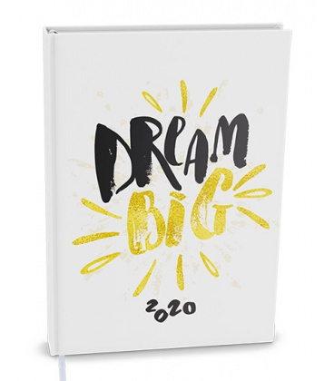 Daily Diary B6 - Adam - lamino - Dream 2020