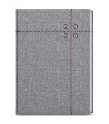 Daily Diary A5 - David - fabric 2020