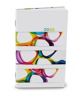 Fortnightly Pocket Diary - Alois - lamino - Barvy 2020