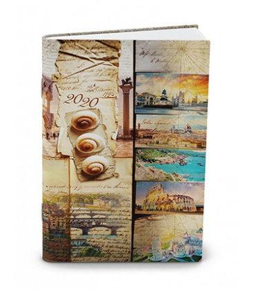 Fortnightly Pocket Diary - Gustav - lamino - Dovolená 2020