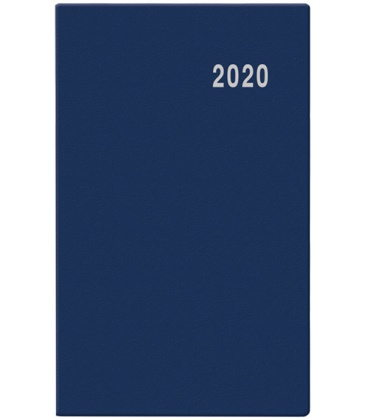 Monthly Pocket Diary - Diana - PVC 2020