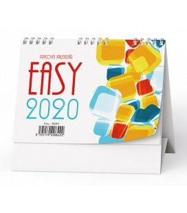 Table calendar Pracovní kalendář EASY 2020
