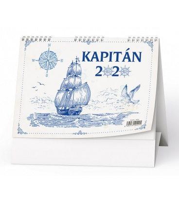 Table calendar Kapitán 2020