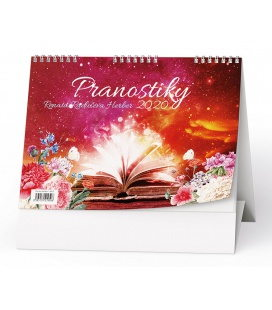Table calendar Pranostiky (Renata Raduševa Herber) 2020