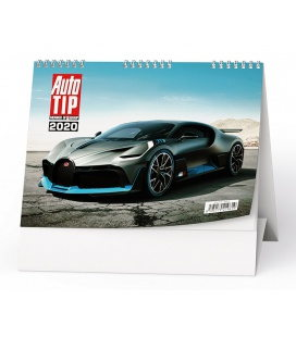 Table calendar Autotip 2020