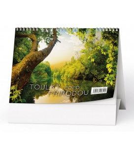 Table calendar Toulky přírodou 2020