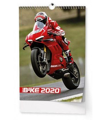 Wall calendar Motorbike 2020