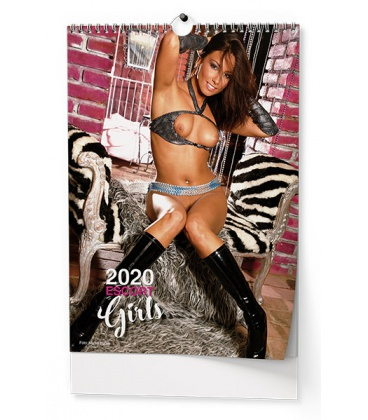 Wall calendar Escort Girls 2020