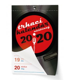 Wall calendar Senior I. - A6 2020