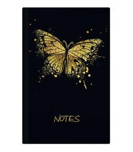 Notepad lined - A6 - lamino - Motýl 2020