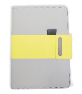 Notepad lined A5 - elegant 2020